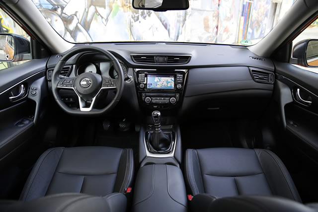 25.440 Euro. Das kostet euch der Einstieg in die Welt des Nissan X-Trail.